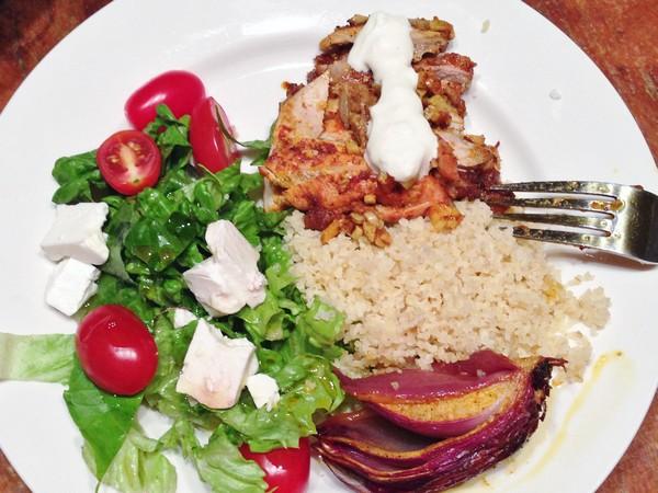 Accidental Locavore Chicken Shawarma With Rice