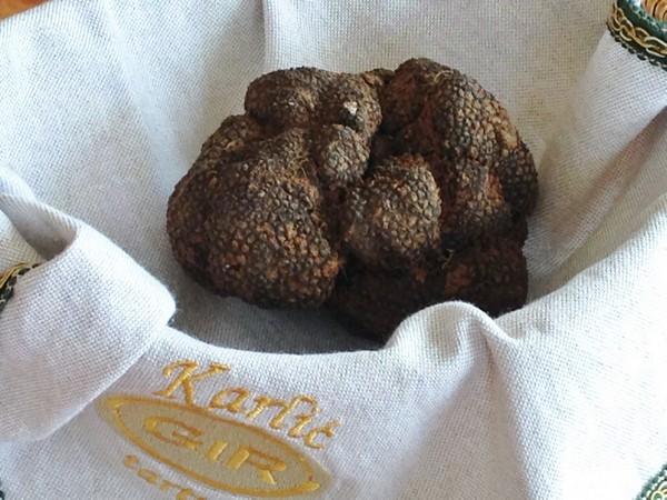 Accidental Locavore Giant Truffle