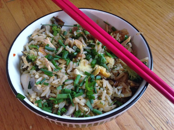 Accidental Locavore Thai Fried Rice (2)
