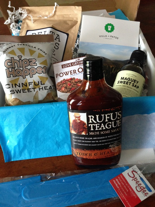 Accidental Locavore Mary's Summer Box