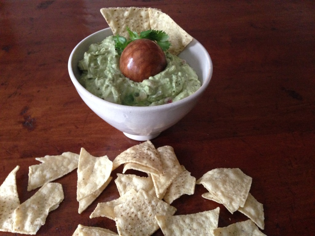 Accidental Locavore Vincent Price's Guacamole