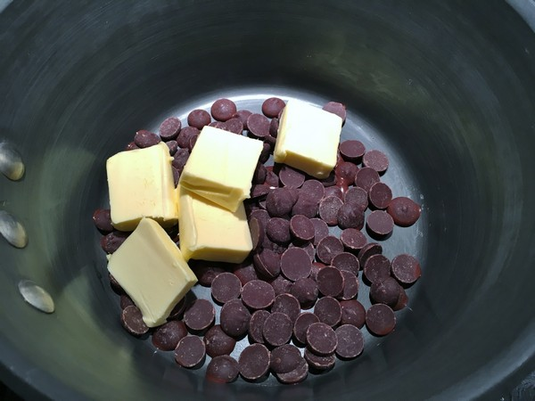 Accidental Locavore Butter for Brownies