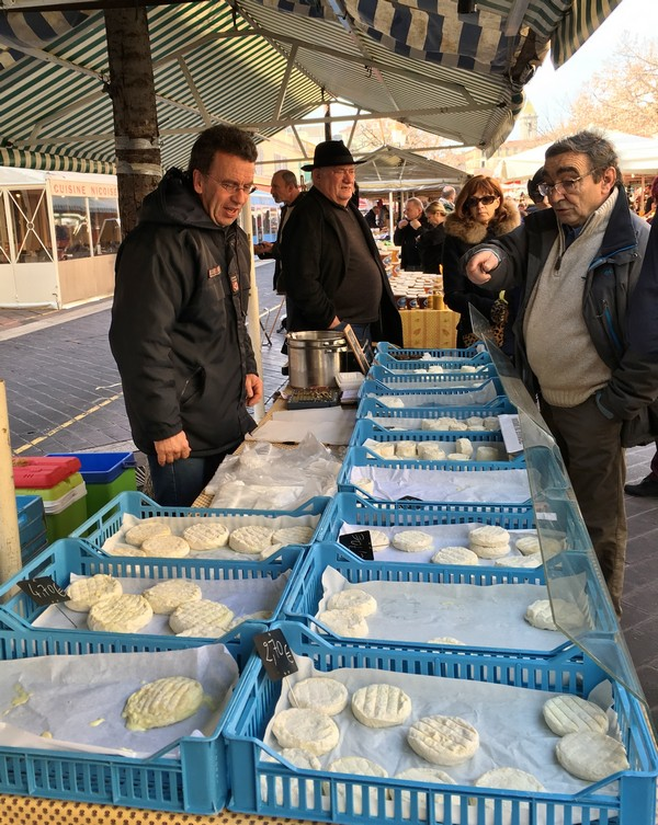 Accidental Locavore Cheese Seller