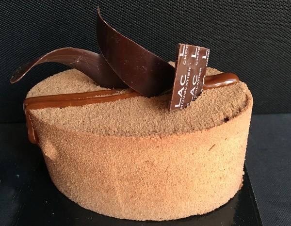 Accidental Locavore Chocolate Caramel
