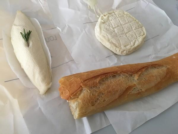 Accidental Locavore Local Cheeses