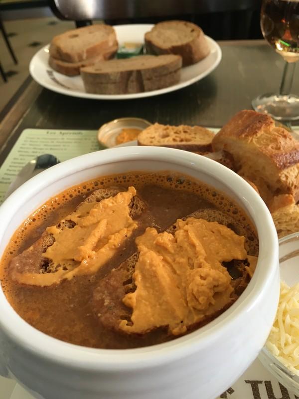 Accidental Locavore Soup de Poissons