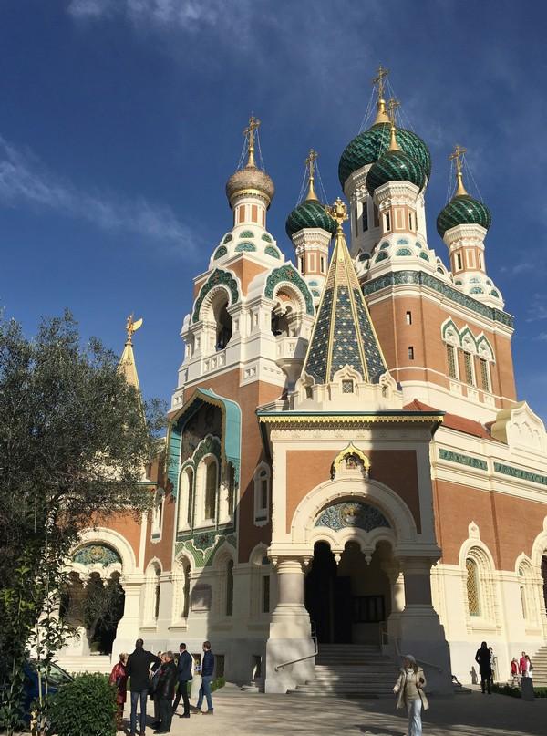 Accidental Locavore Russian Church