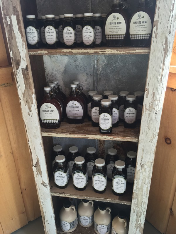Accidental Locavore Finding Homes Maple Syrup