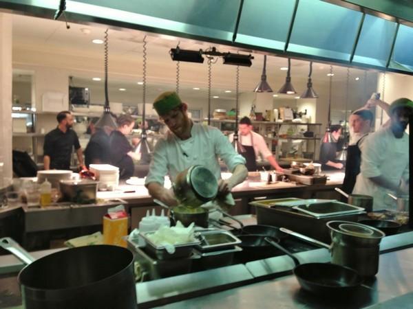 Accidental Locavore Restaurant Workers