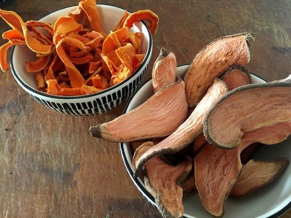 Accidental Locavore Sweet Potato Treats