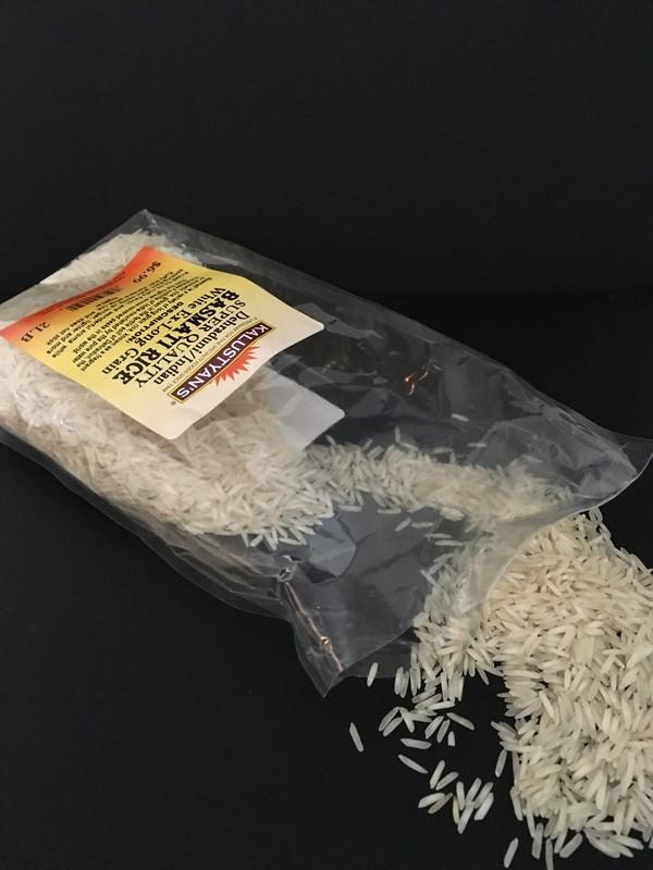 Accidental Locavore Basmati Rice