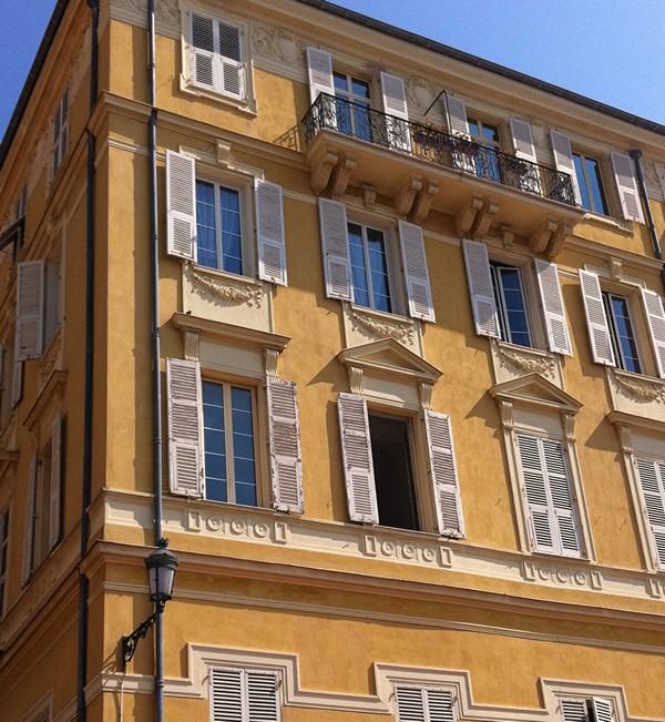 Accidental Locavore Nice Building