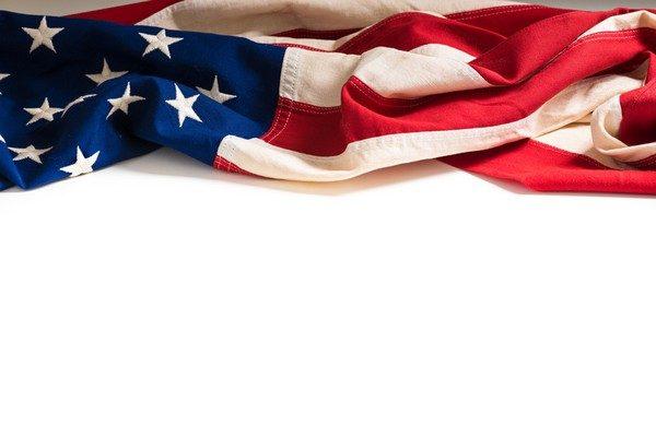 Accidental Locavore American Flag