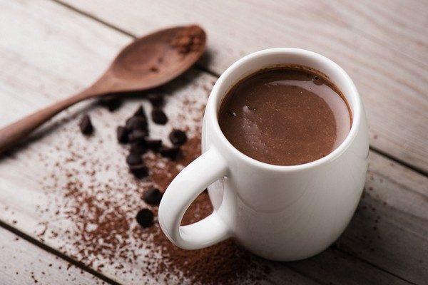 Accidental Locavore Mug of Hot Chocolate