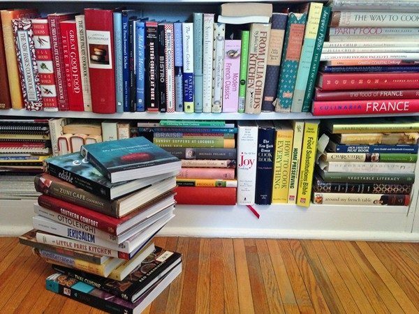 Cookbooks to spring clean