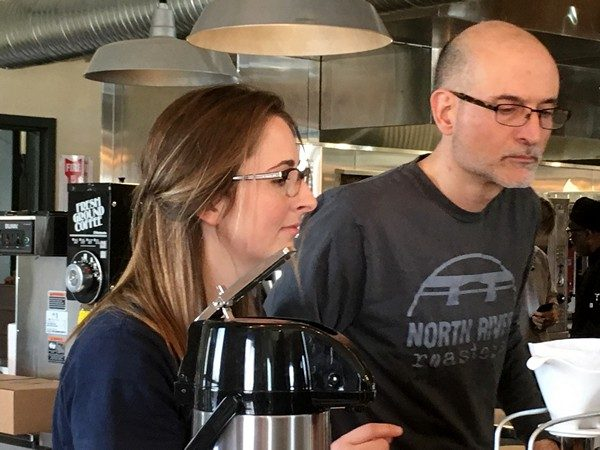 Accidental Locavore Roasters at Commercial Kitchen
