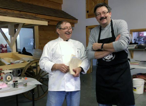 Accidental Locavore Chef Kowalski