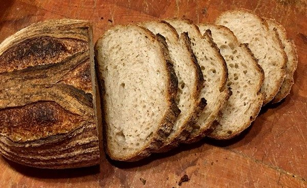 Accidental Locavore Pawling Bakery Company Spelt Bread