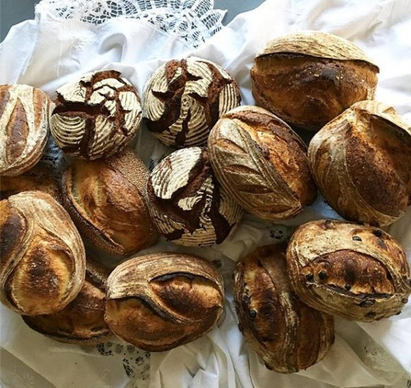 Pawling Bread Co Loaves