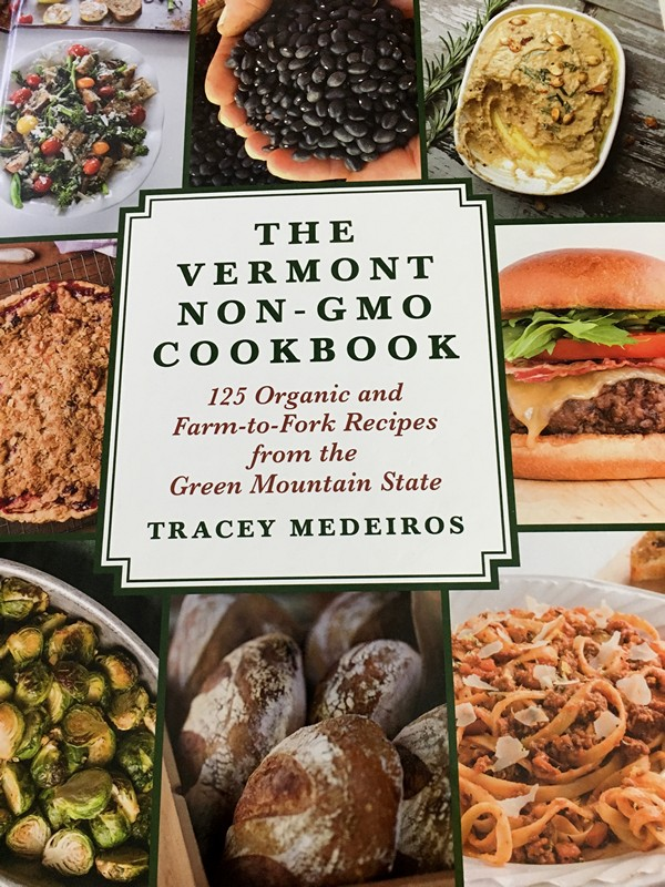 Accidental Locavore Non GMO Cookbook
