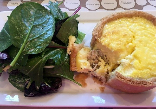 Apple Pie Bakery Café Quiche