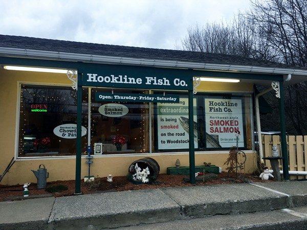 Accidental Locavore Hookline Smoked Salmon