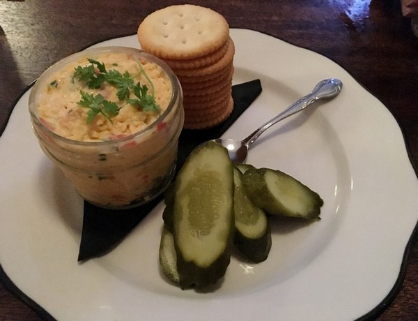 Accidental Locavore Dutch Ale House Pimento Cheese